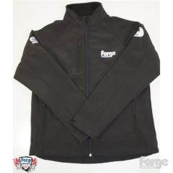 Forge Storm Tech Jacket in Black