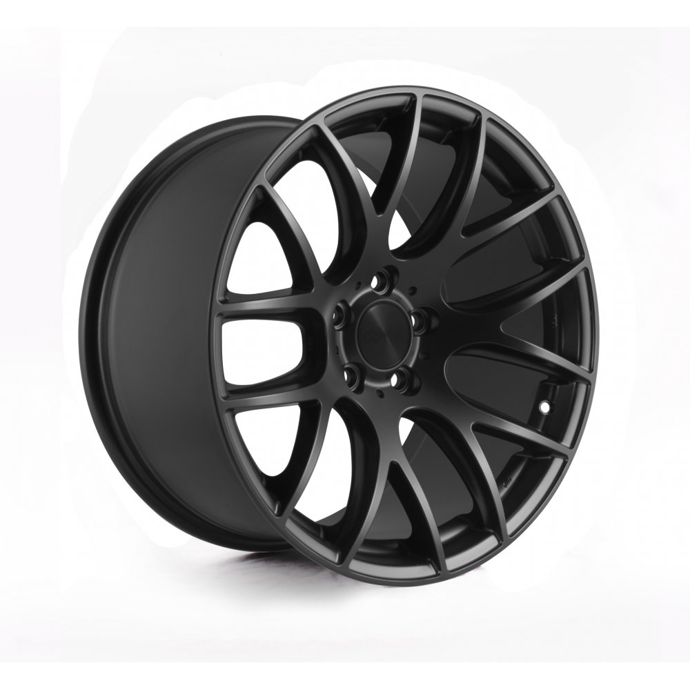"3SDM Alloy Wheels - 0.01 - Black - 18"" & 19"""