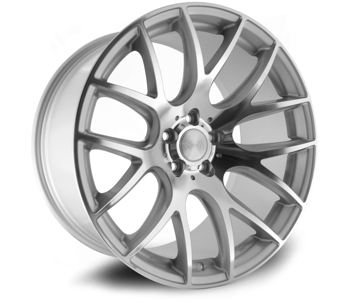 "3SDM Alloy Wheels - 0.01 - Silver - 18"",19"", & 20"""