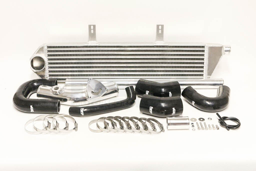 Front Mount Intercooler for the Hyundai Veloster