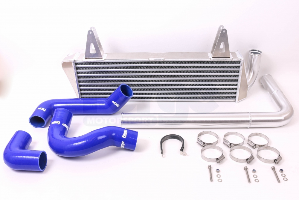 intercooler for the renault clio rs200 1 6 turbo. Black Bedroom Furniture Sets. Home Design Ideas