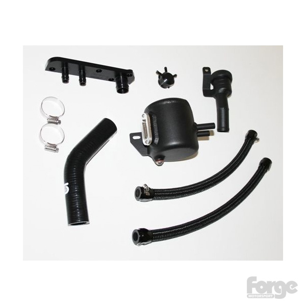 Oil Catch Tank System For 2 0 Litre Fsi Vehicles With A