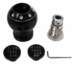 Big Gear Knob for Audi, VW, SEAT, and Skoda