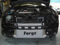 Big Race Intercooler For SEAT Leon Cupra R
