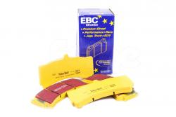 EBC Yellow Stuff Pads for the Rear 4pot Forge Big Brake Kits