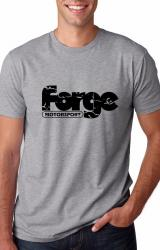 Forge Motorsport Weathered Logo Tee