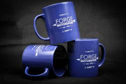 Forge Motorsport Arrow Design Mug