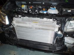 Intercooler for Volkswagen T5