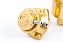 Limited Edition Gold Blow Off Valve and Kit for Audi, VW, SEAT, and Skoda