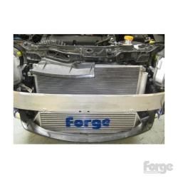 Uprated Front Mounted Intercooler for the Vauxhall Corsa VXR
