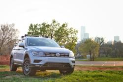 VW Alltrack/Tiguan Leveling Lift Kit