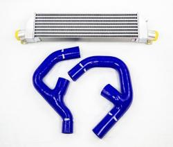 VW Golf GTi Mk5 Front Mount Twintercooler Kit