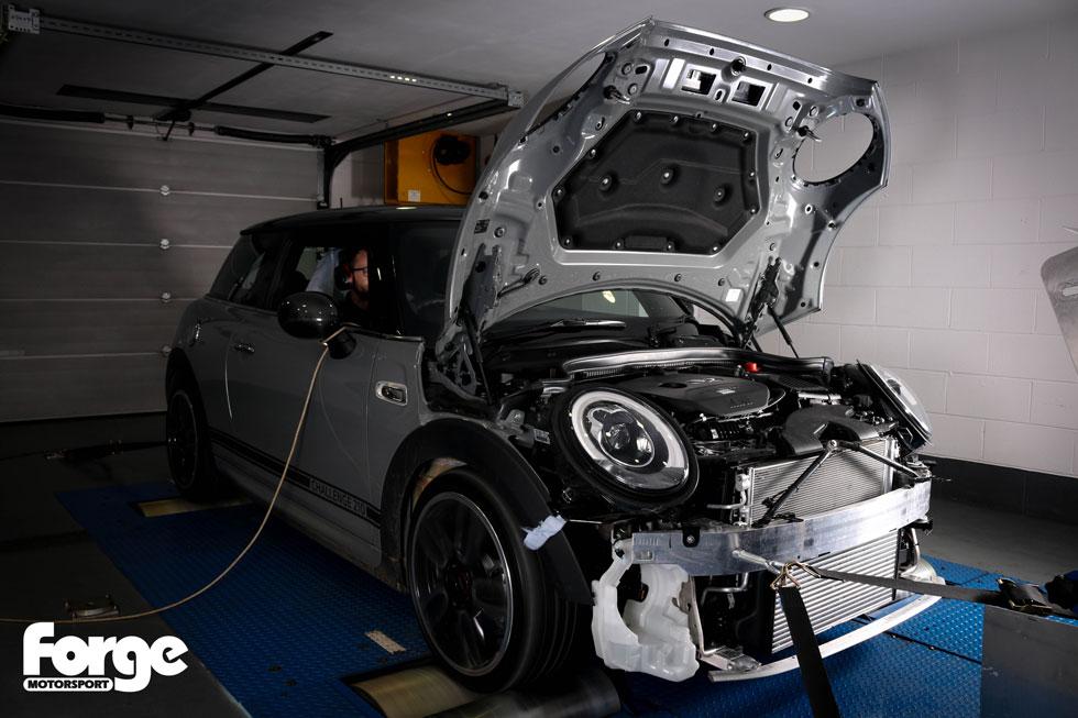 Forge Motorsport Uprated Intercooler For Mini F54f55f56 Cooper S