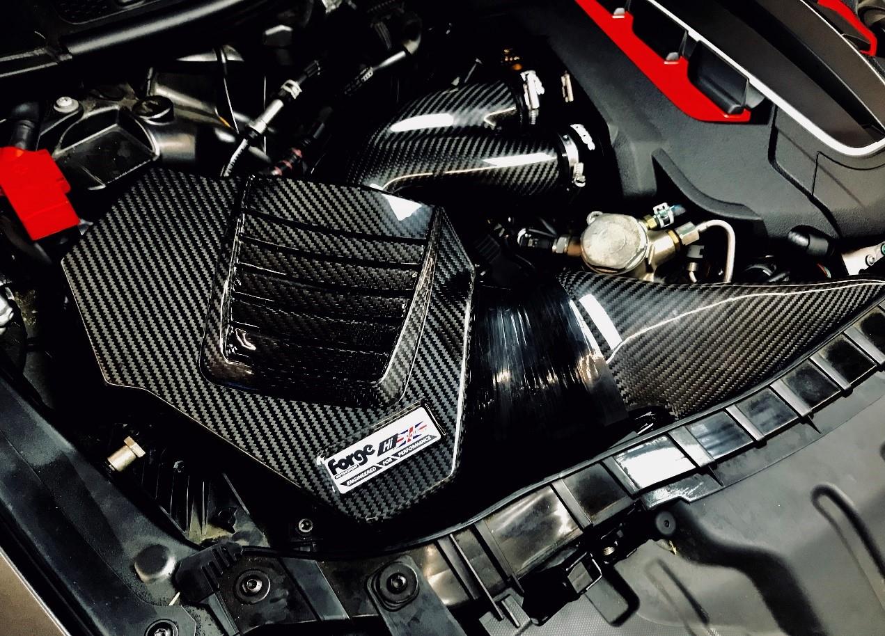 Hi-Flow, Carbon Fibre Airbox for Audi C7 RS6/RS7 and S6/S7