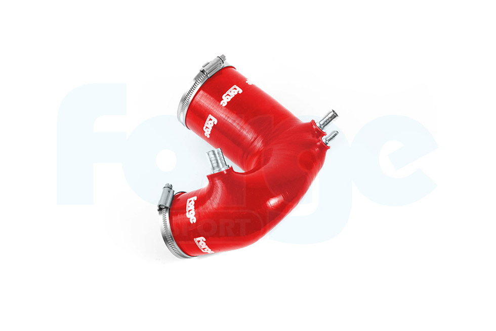 IHI turbo Forge Silicone Air Intake Hose Pipe for Abarth 500 595 T-Jet Blue