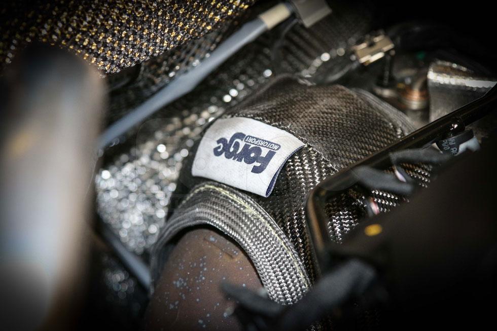 Forge Motorsport Turbo Blanket