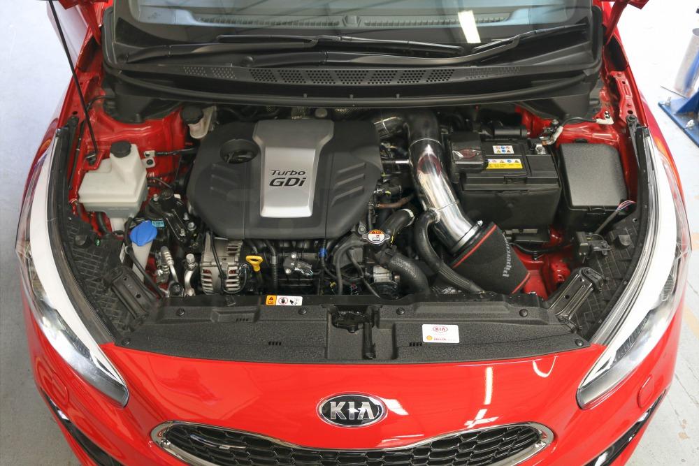 Kia Ceed Engine >> Induction Kit for Hyundai Veloster Turbo and Kia Cee'd GT 1.6 Turbo