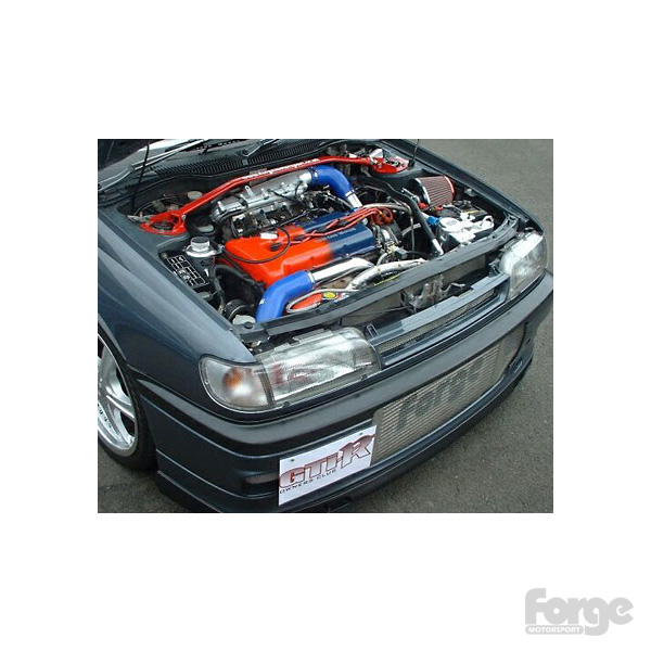 Nissan Sunny Gti R Front Mount Alloy Intercooler Amp Full