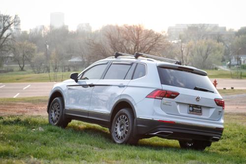 VW Alltrack/Tiguan Leveling Lift Kit