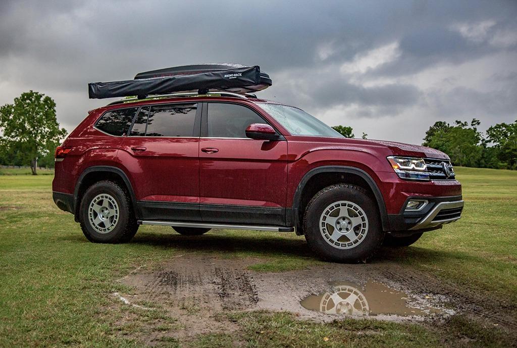 VW Atlas Leveling Lift Kit